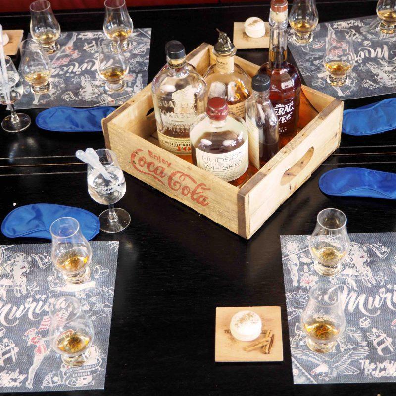 Murica Table Setup