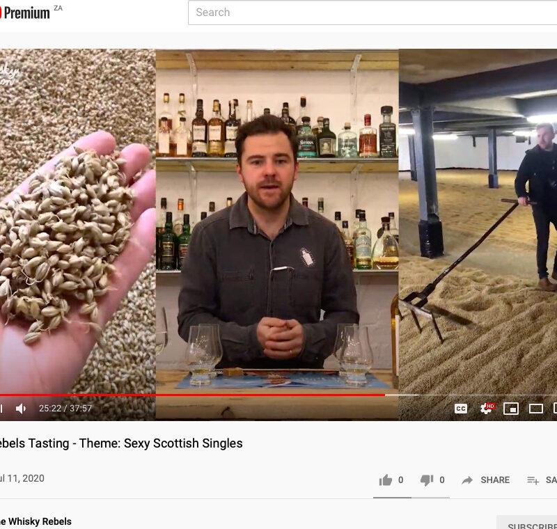 Online Tasting Video